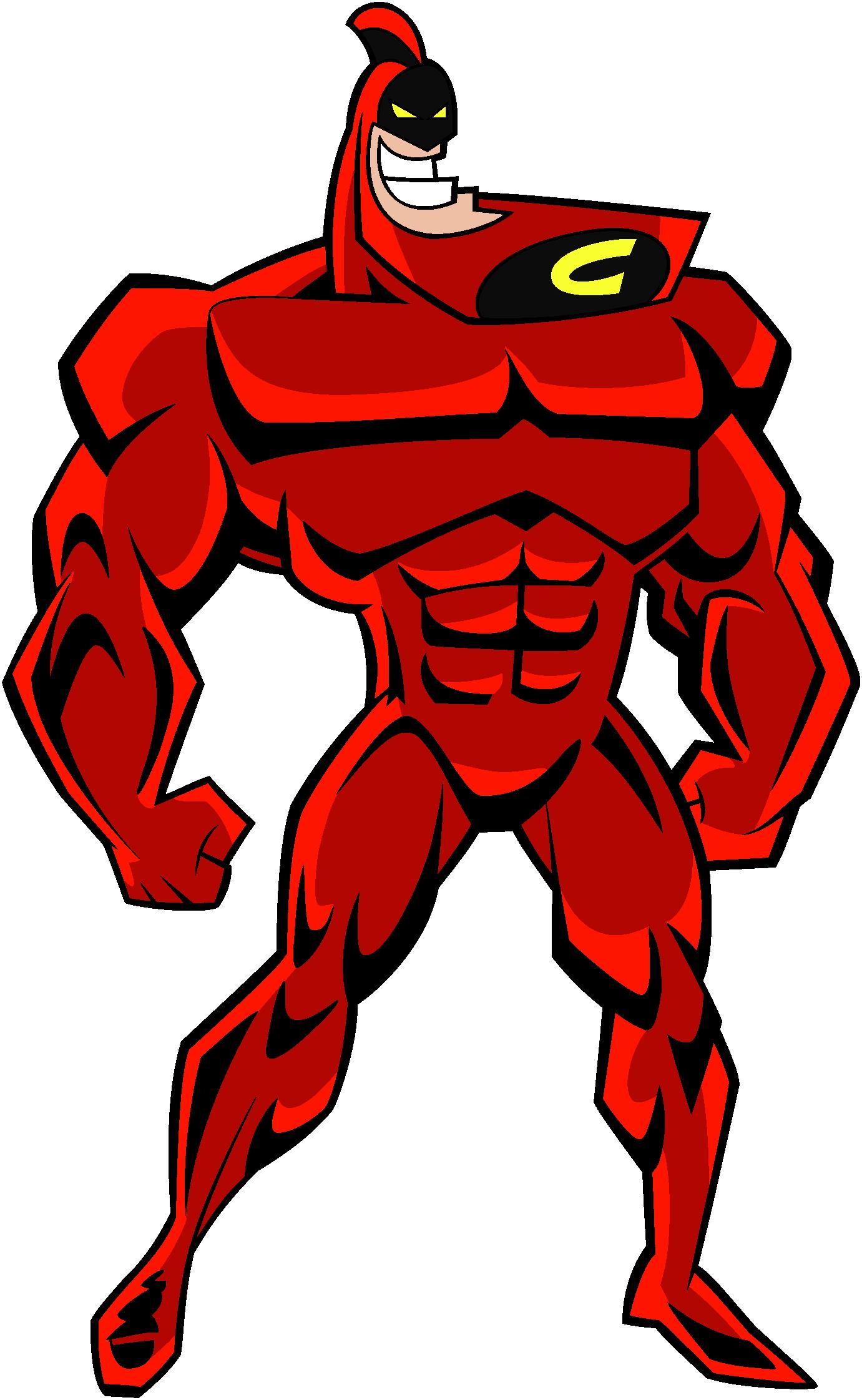 Crimson Chin (The All New Fairly OddParents!)/Info