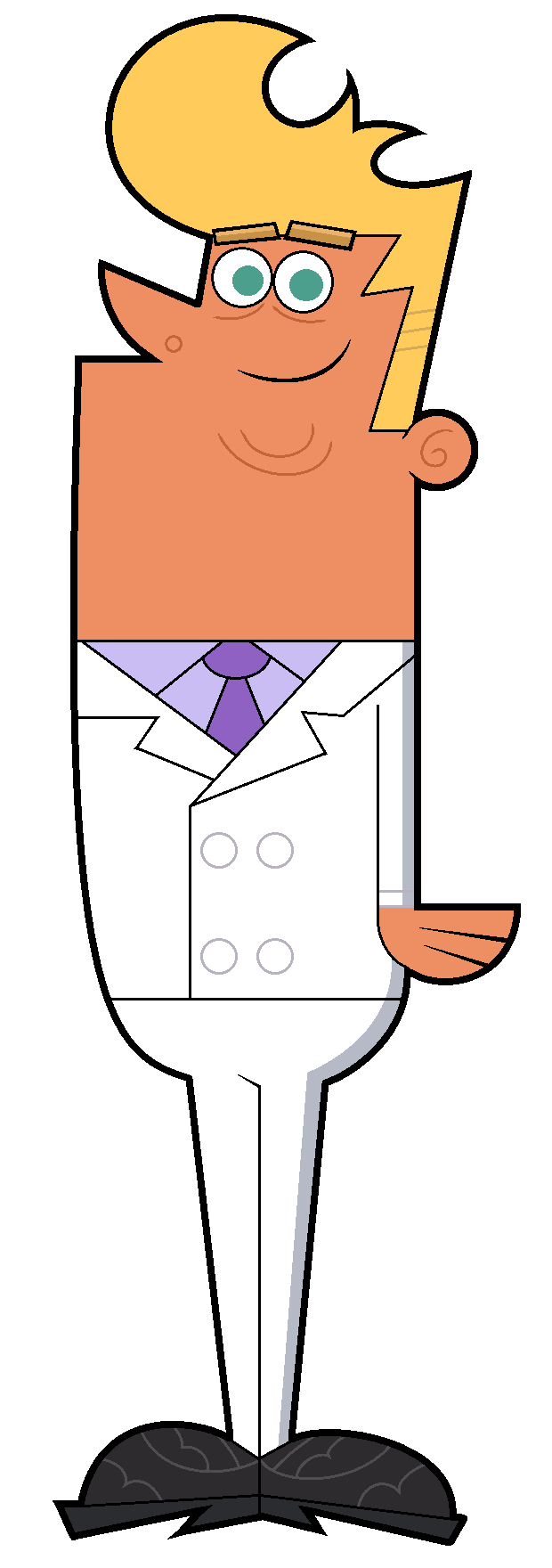 Mr. Buxaplenty (The All New Fairly OddParents!)