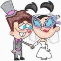 Timmy Tootie Wedding Passion by nintendomaximus