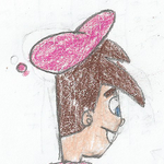 Timmy Turner (Grown Up, an Adult) Peeing at a Urinal.png