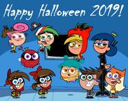 Happy 2019 Halloween!