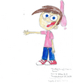 Timmy Turner Drawing 001