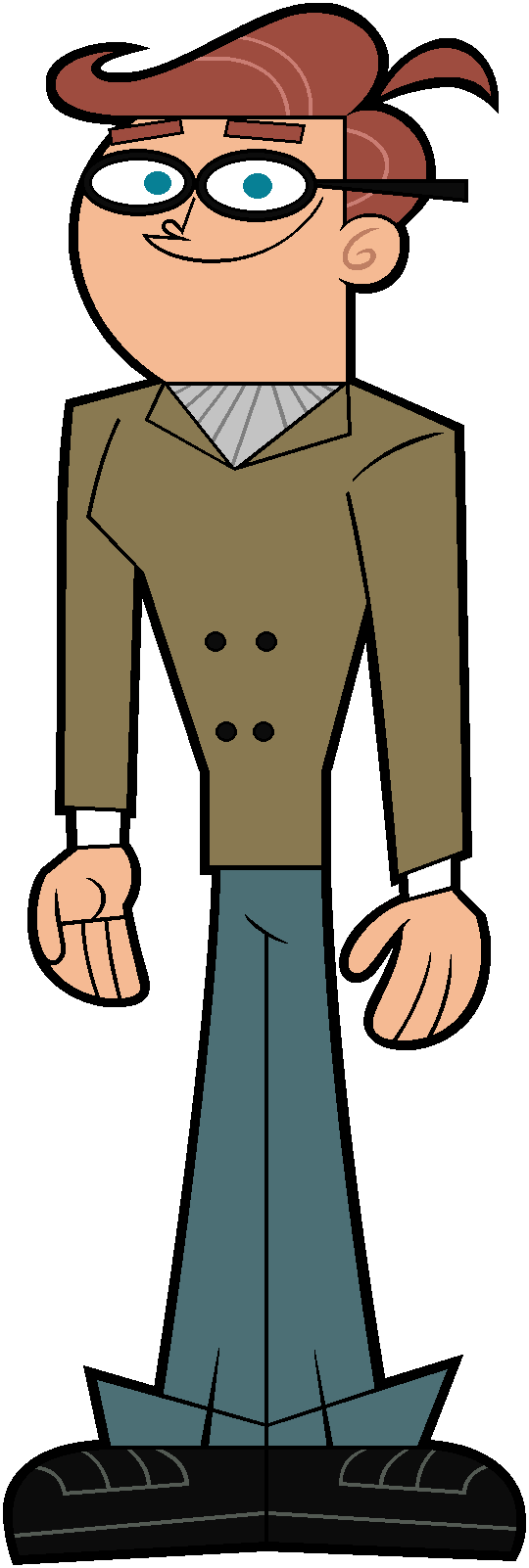 Elmer (The Fairly OddParents: The Next Generation)/Info