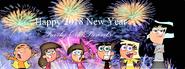 Happy 2018 New Year!