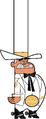 Doug Dimmadome long hat image