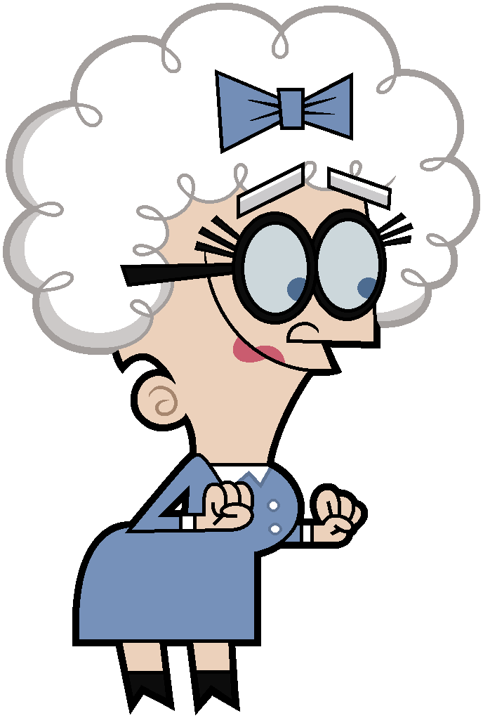 Dolores-Day Crocker (The All New Fairly OddParents!)