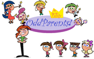 The All New Fairly OddParents! 3rd Title Card