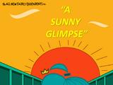 A Sunny Glimpse