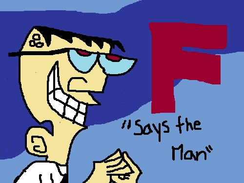 """F """"Says the Man"""""""