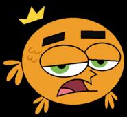 Cosmo Fish (Oh, Yeah! Cartoons) Stock Image