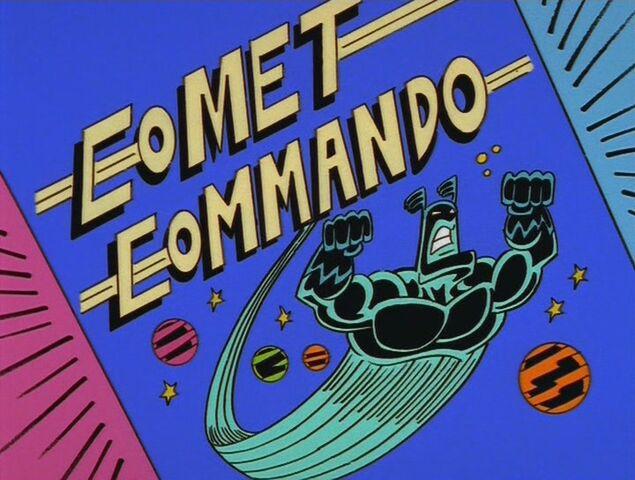 Comet Commando