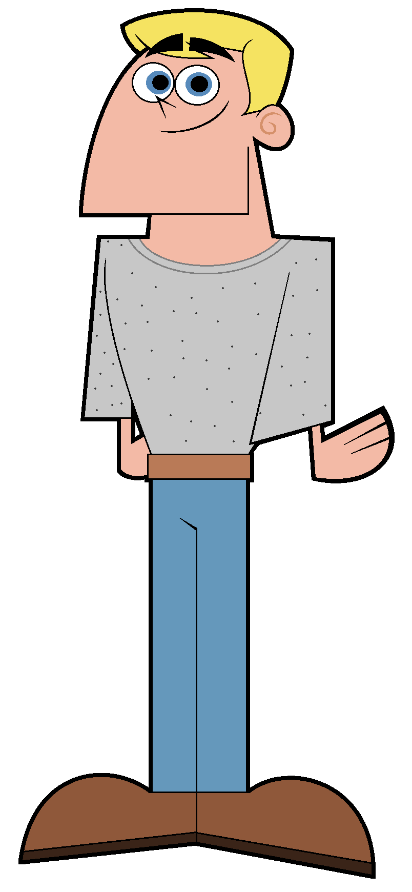 Veronica's Dad (The All New Fairly OddParents!)
