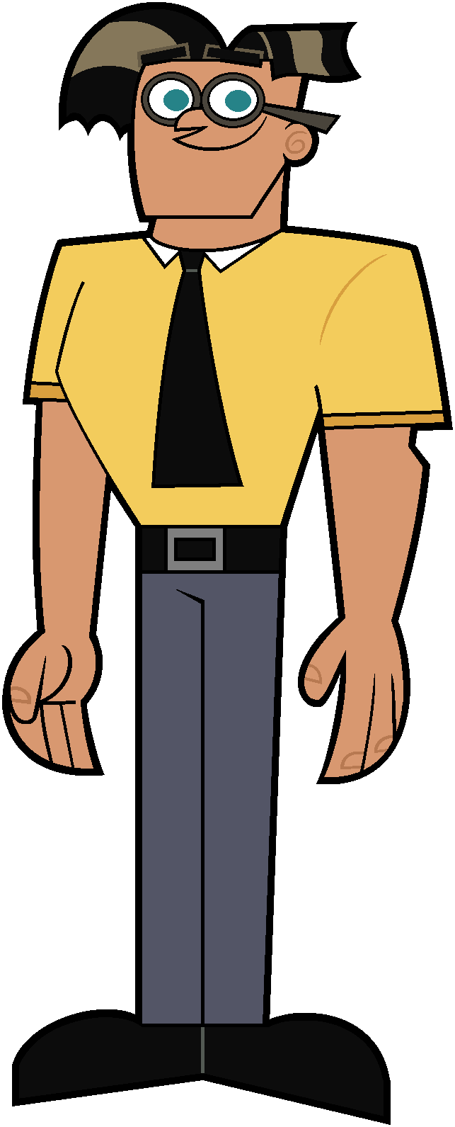 Sanjay (The Fairly OddParents: The Next Generation)/Info