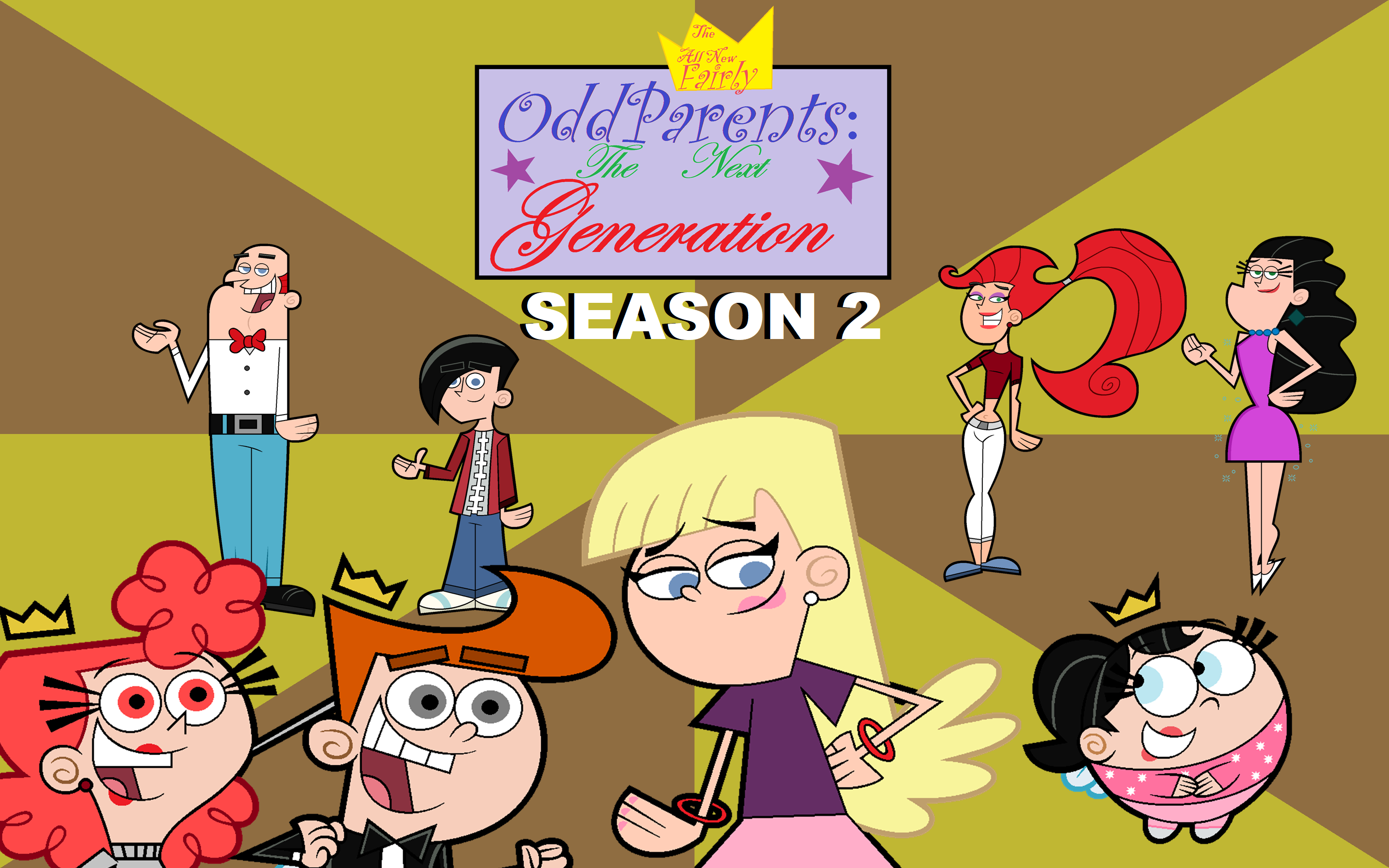 The Fairly OddParents: The Next Generation Season 2
