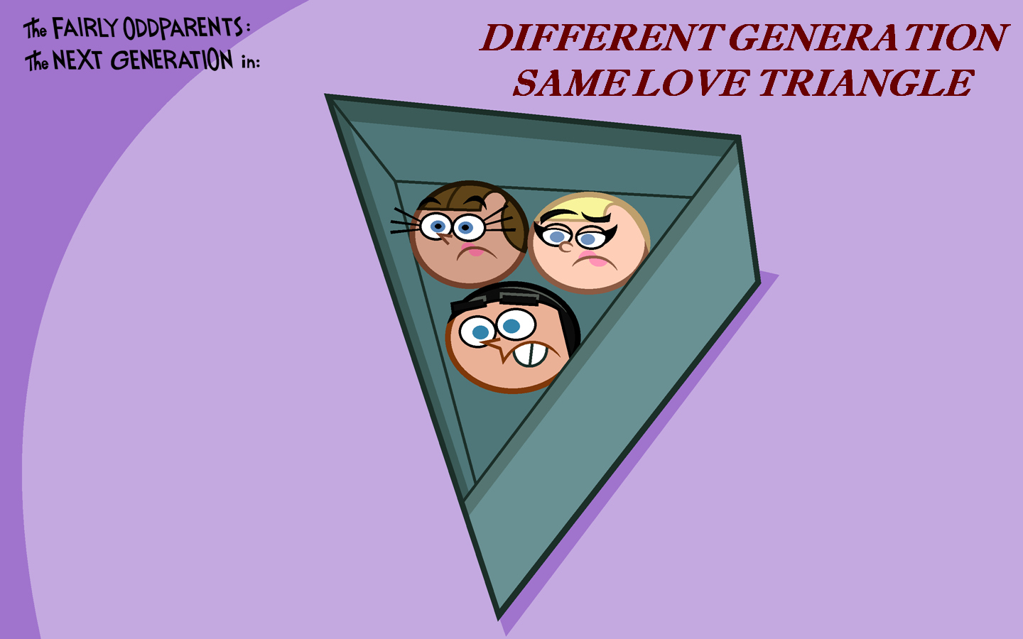 Different Generation, Same Love Triangle