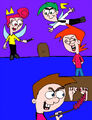 A Fairly Odd Parents Request by rajee