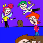 A Fairly Odd Parents Request by rajee.jpg