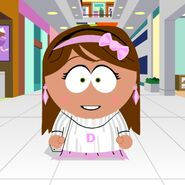 Denise star oc sp style by fopdreamer-d4k1dli