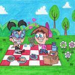 Timmy and tootie s picnic by nintendomaximus-d3fdivg.jpg