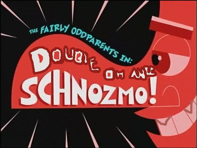 Double Oh Anti Schnozmo