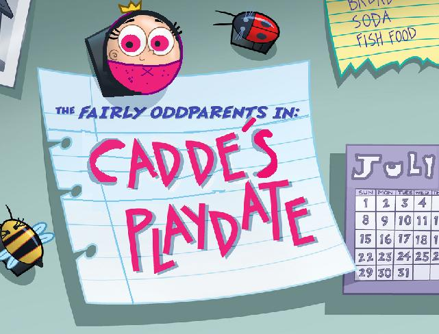 Cadde's Playdate