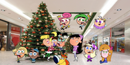 Merry 2017 Christmas, Fairly OddParents!
