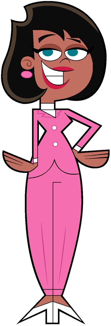 A.J.'s Mom (The All New Fairly OddParents!)