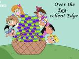 Over the Egg-cellent Edge