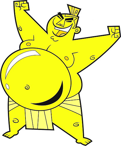 Golden Gut (The All New Fairly OddParents!)