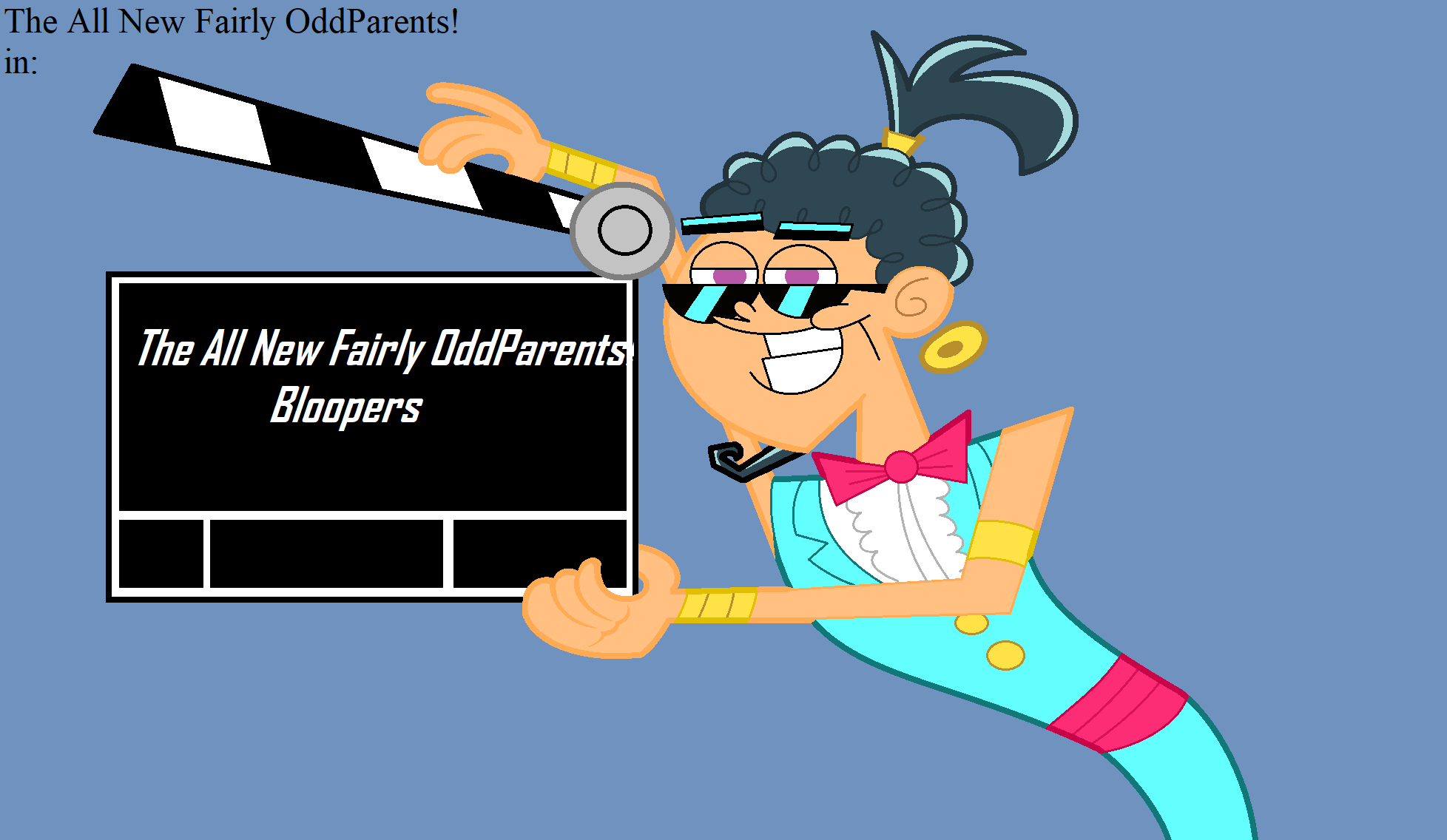 The All New Fairly OddParents! Bloopers