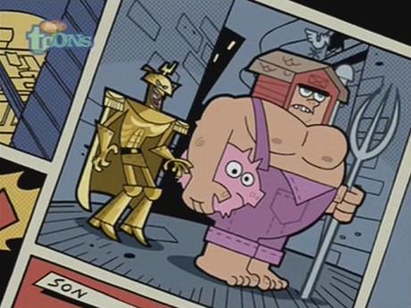 Other Comic Book Villains