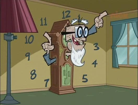 Grandpa Crocker