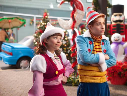 Dingle Dave and Christmas Carol