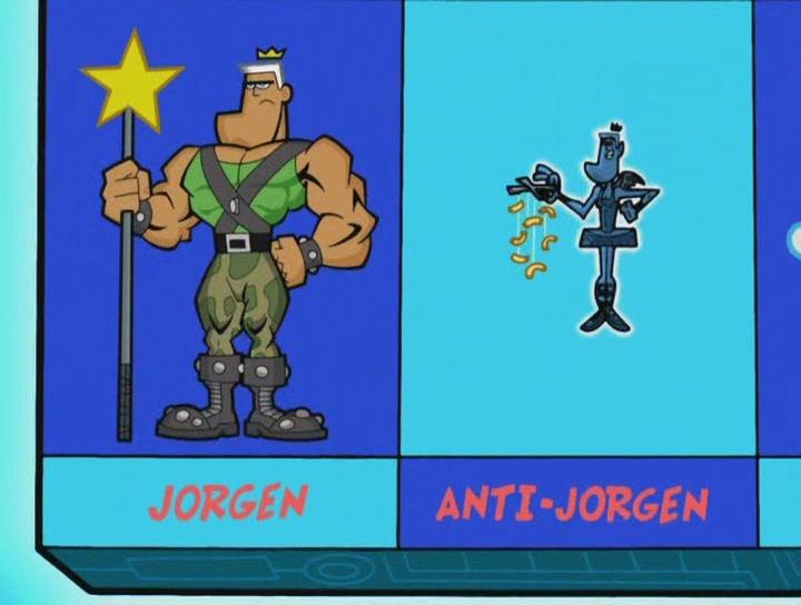 Anti-Jorgen