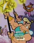 Ancient Fairy Warrior