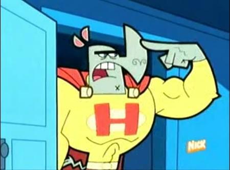 Hank the Rhino