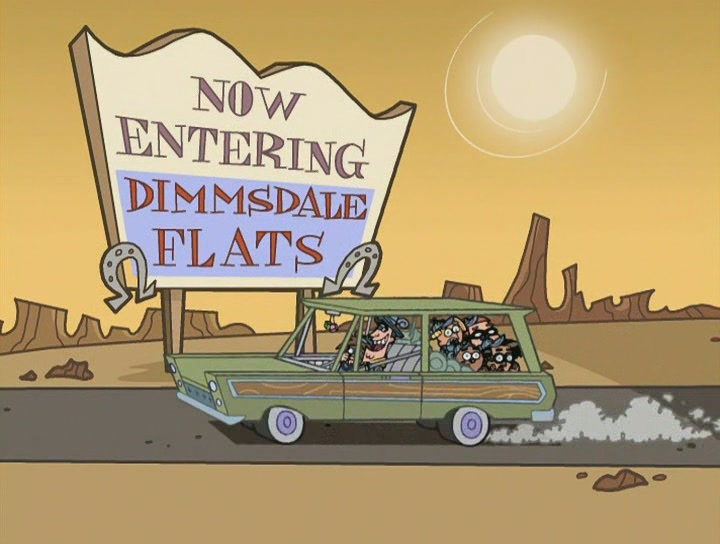Dimmsdale Flats