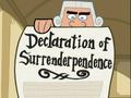 Surrenderpendance