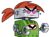 Robot Vicky (Channel Chasers)