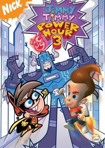 Jimmy Timmy Power Hour 3 (DVD and VHS)