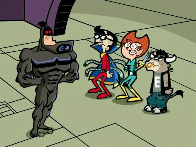 The Big Superhero Wish!/References