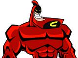 Crimson Chin