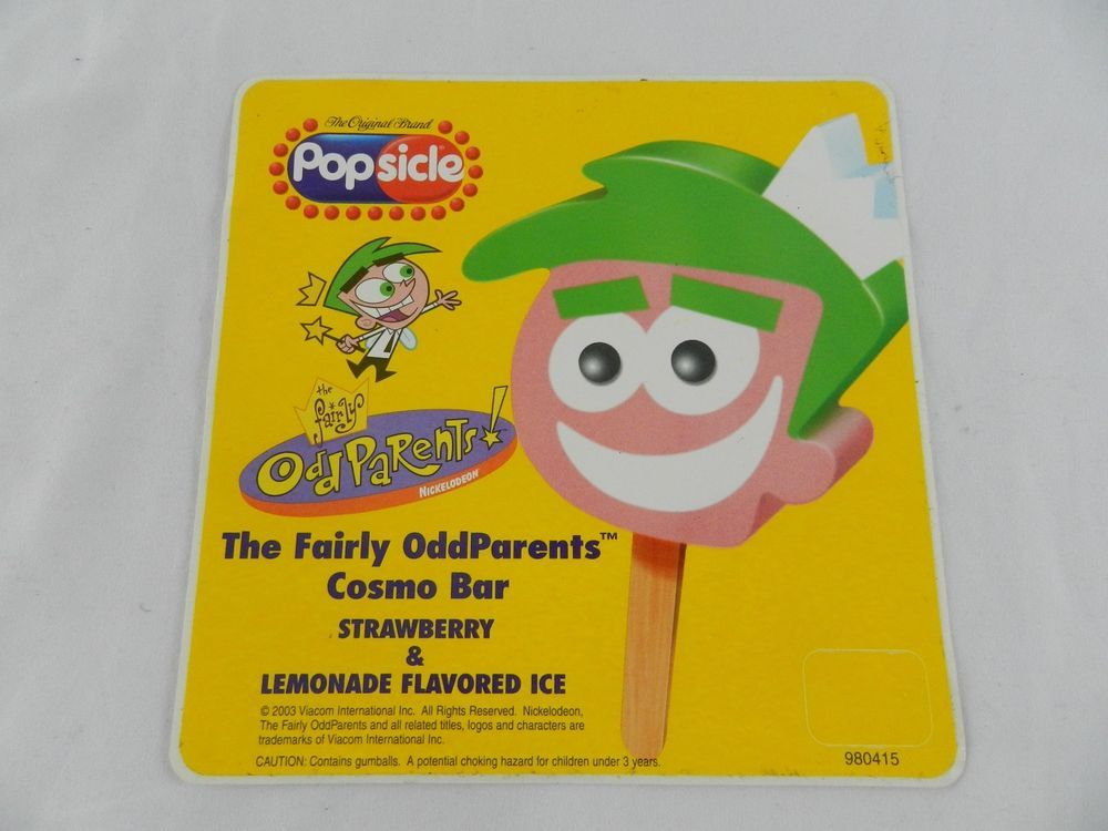 Cosmo Popsicle