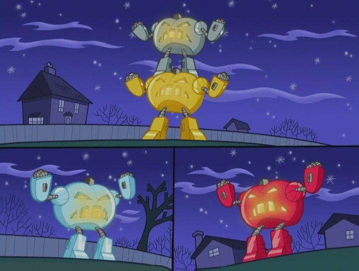 Jack-O-Bots
