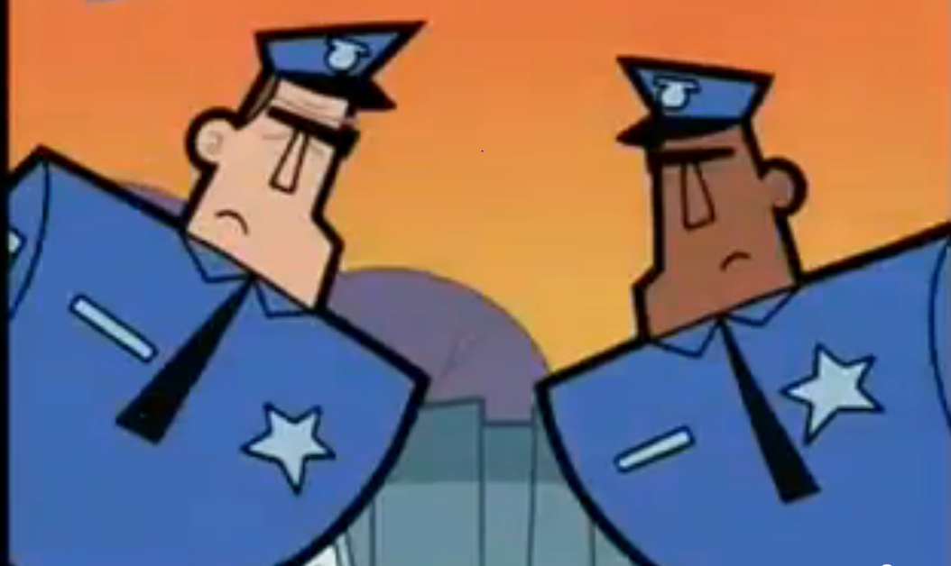 Dimmsdale Police Department