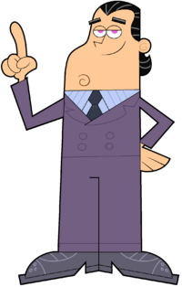 Stock Image of Flappy Bob businessman.png