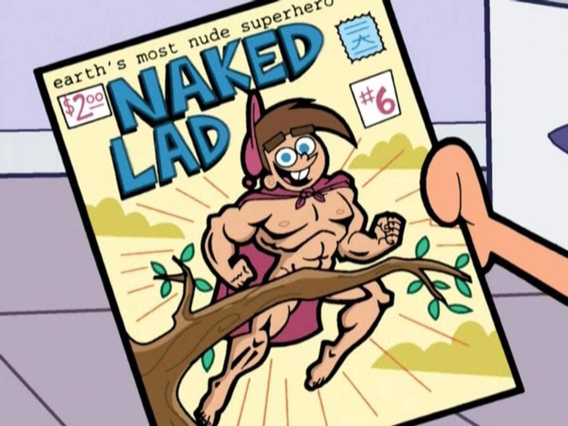 Mom und nackt timmys wanda Dicky Vicky
