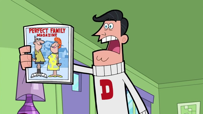 Mrs. Dinkleberg/Images/A Perfect Nightmare