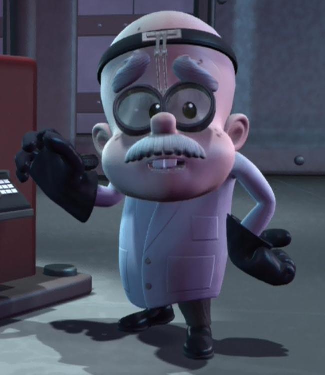 Professor Finbarr Calamitous