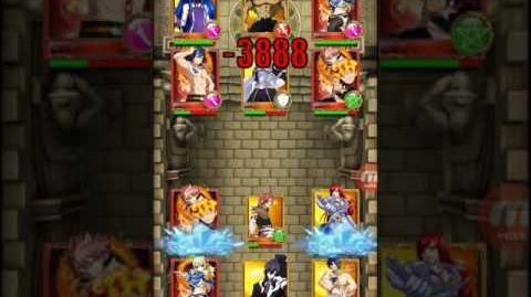 2 evolução no msm dia! Fairy tail Hero